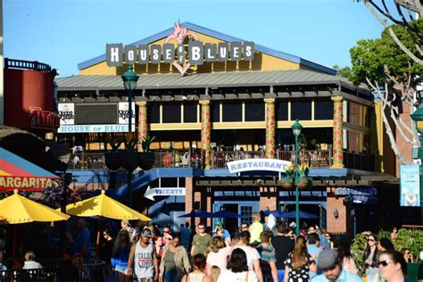 Anaheim House Of Blues Plans Move To Gardenwalk