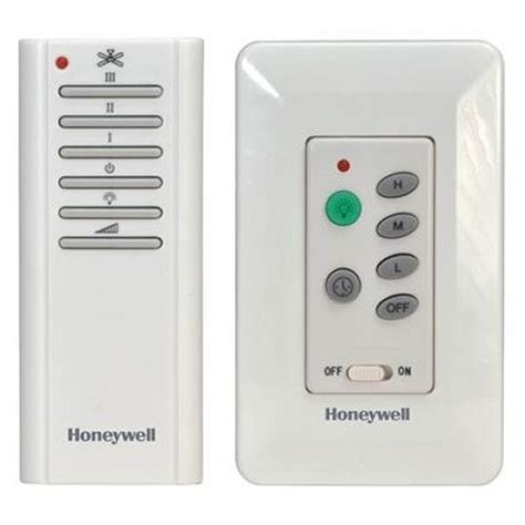 honeywell combo wall and handheld ceiling fan