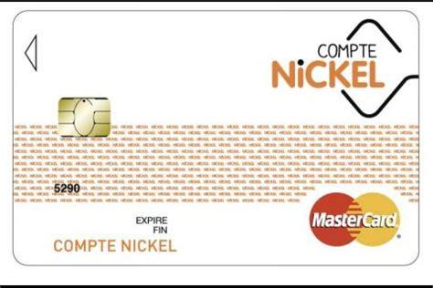 compte nickel carte nickel