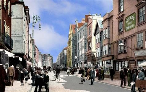 1000+ Images About Old Exeter On Pinterest
