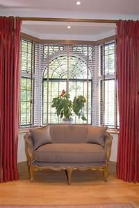 curtains for bay windows curtains for bay windows : Furniture Ideas   DeltaAngelGroup