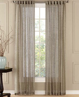 beacon looms window treatments chelsea sheer 50 quot x 84