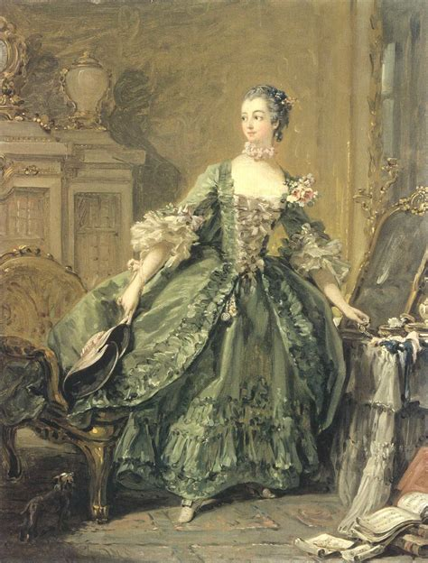 1760 madame de pompadour by fran 231 ois boucher collection grand gogm