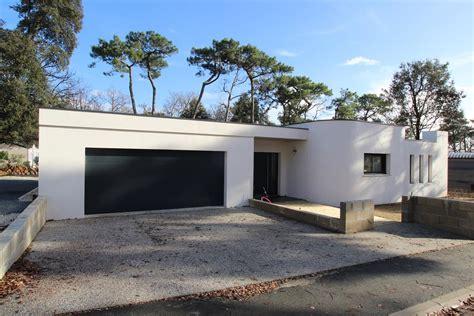 maison toit plat maison moderne