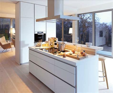cuisine b1 de loft de chez bulthaup photo 7 20 cuisine dans un loft moderne couleur blanc