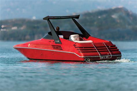 Speedboot Schnellstes by Riva Ferrari 32