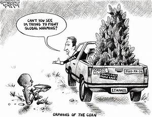 Ethanol is the wrong solution - Daily Torch