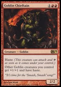 modern origins tribal goblins