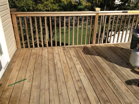 deck stripping and restaining advice sought page 2 decks fencing contractor talk