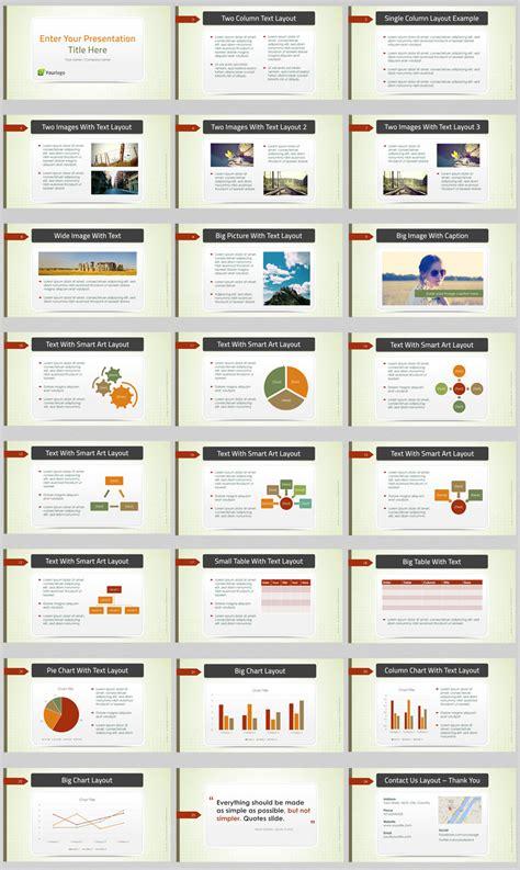 Green Business Powerpoint Templatebest Business Powerpoint Templates