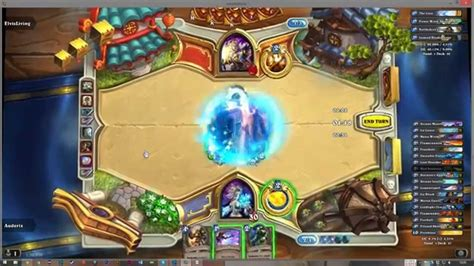 hearthstone legendary mage deck