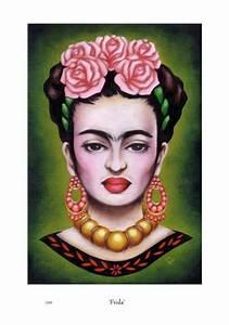 Frida Kahlo Kunstwerk : frida kahlo art pinterest ~ Markanthonyermac.com Haus und Dekorationen