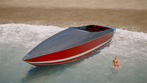 Fast Boat Videos by Gta 5 Go Fast Boat Add On Replace Mod Gtainside