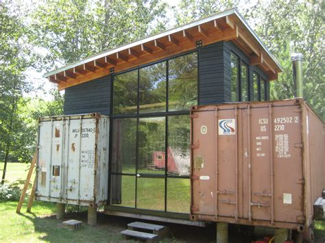Shipping Container Home  Modern Home Exteriors