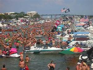 Billy Bowlegs Boat Party | Boating Events in Destin ...