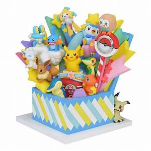 Official Pokémon Center 20th Anniversary Clock features ...