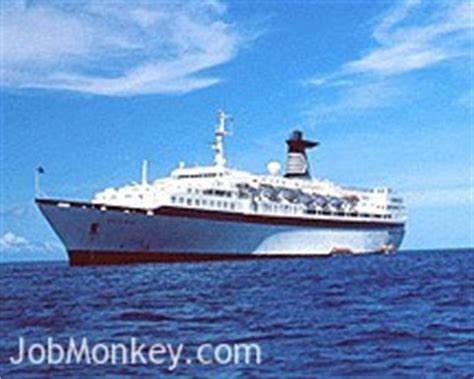 Boat Driving Jobs Abroad by Foreign Flagged Cruise Ships Passenger Service Act Law