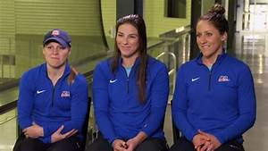 Team USA women's hockey is 'gold or bust' | espnW - YouTube