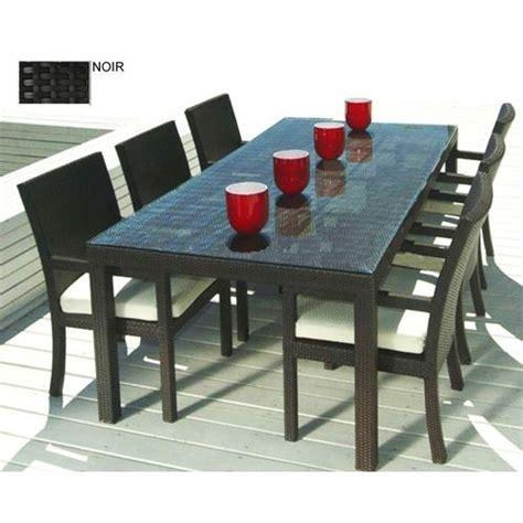 table et chaise de jardin pas cher