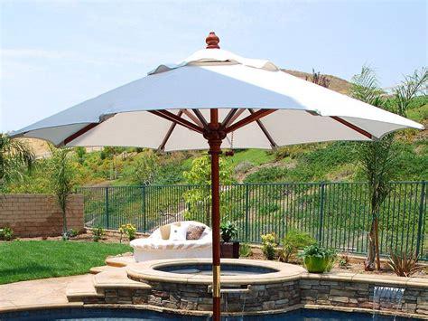 large patio umbrellas cantilever stylish large patio