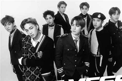 Exo Rilis Foto Teaser Album Don't Mess Up My Tempo