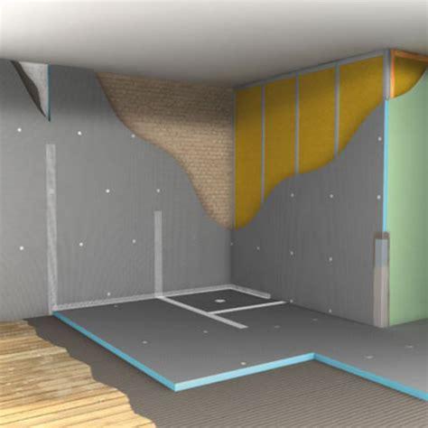 panneau en polystyr 232 ne extrud 233 pour l am 233 nagement de salle de bains panneau de construction wedi