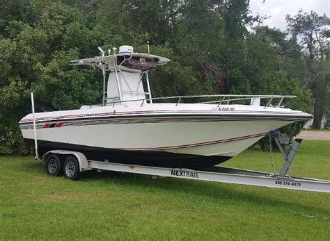 Used Fountain Boats by Boatsville New And Used Fountain Boats