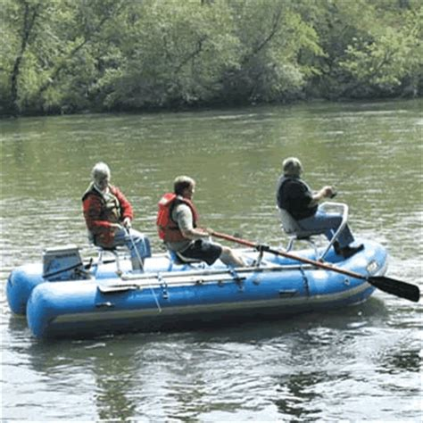 Camo Blow Up Boat by Raft Easternflyoutfitters