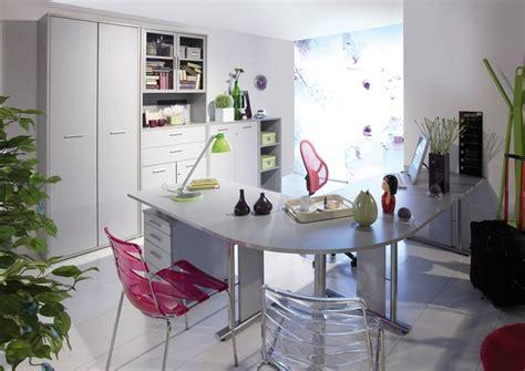 bureau blanc design avec une d 233 co originale photo 8 10 la d 233 coration int 233 rieure de ce bureau