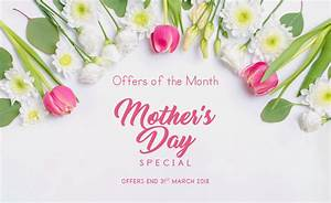 Mothers Day 2018 | Boutique Spa
