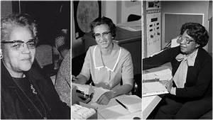 Hidden Figures: The stories of three extraordinary women ...