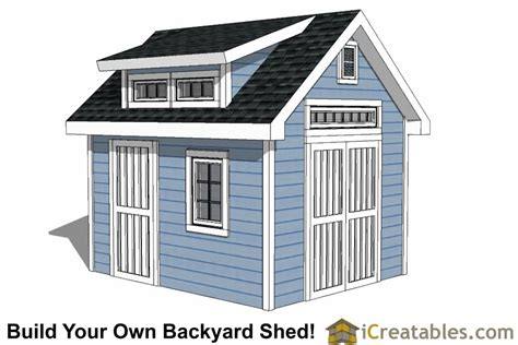 10x12 storage shed plans 10x12 shed plans building your own storage shed