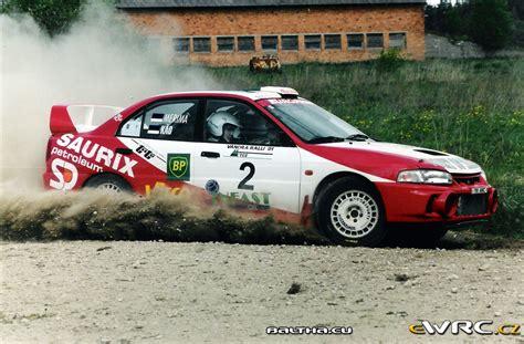 Aleksander Käo − Margus Merima − Mitsubishi Lancer Evo Iv
