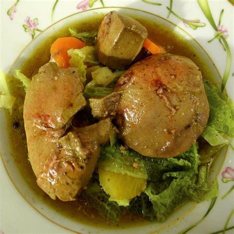 pot au feu de foie gras annelysecuisine fr le site d annelyse masterchef saison 3