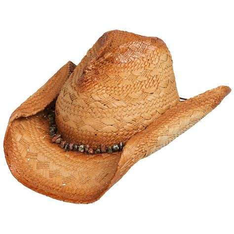 kenny chesney by blue chair bay beaded cowboy hat for