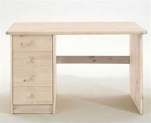 Tisch Weiß Holz : kinder schreibtisch wei kiefer massiv holz m bel pc tisch ~ Markanthonyermac.com Haus und Dekorationen