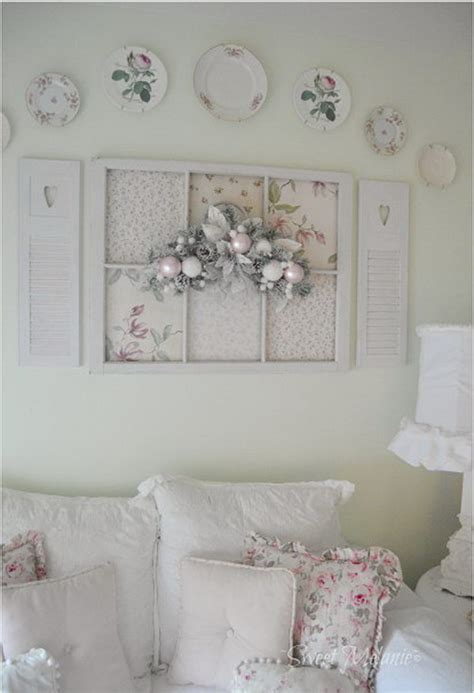 shabby chic fan decorated wall from anitasperodesign on boy nursery boy bedroom wall