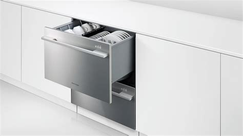 Fisher Paykel Dishwasher Drawers Vs. Standard Dishwashers [review] 32 Inch Drawer Slides Five Plastic Storage Rustic Oak Chest Of Drawers Ball Bearing Top Kitchens Units On Wheels Elraco Runners Wire Ikea