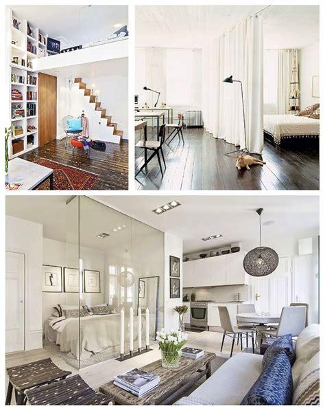11 Brilliant Studio Apartment Ideas  Style Barista