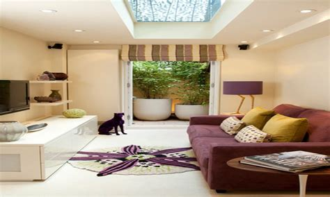 Small Room Decor Ideas, Uncluttered Small Living Room