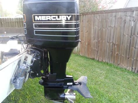 Mercury Outboard Motors Houston Texas by Scooter Flats Boat For Sale