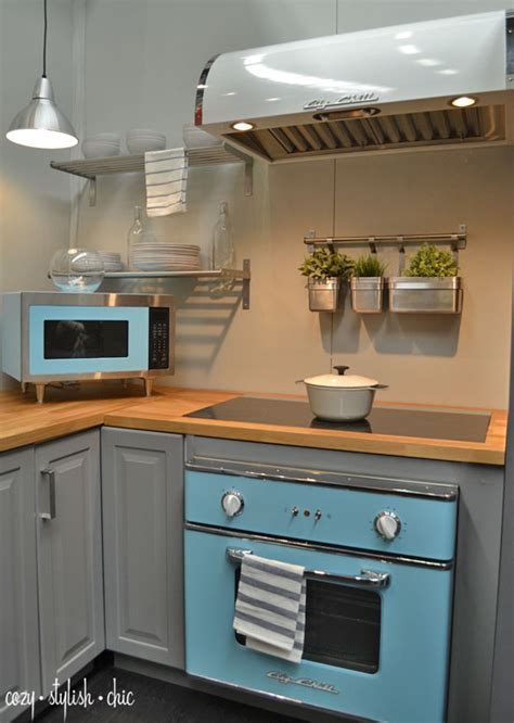 Retro Kitchen Appliancesvintage Meets Technology