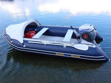 Sun Marine Inflatable Boats by Excel Volante Sd360 Inflatable Boat