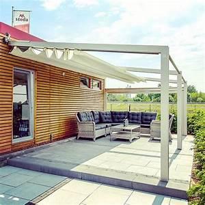 Sonnenschutz Für Terrasse : faltanlage als mobiler sonnenschutz und regenschutz f r die terrasse ~ Markanthonyermac.com Haus und Dekorationen