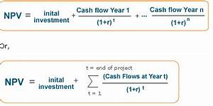IBM How to calculate NPV in Rational Portfolio Manager ...