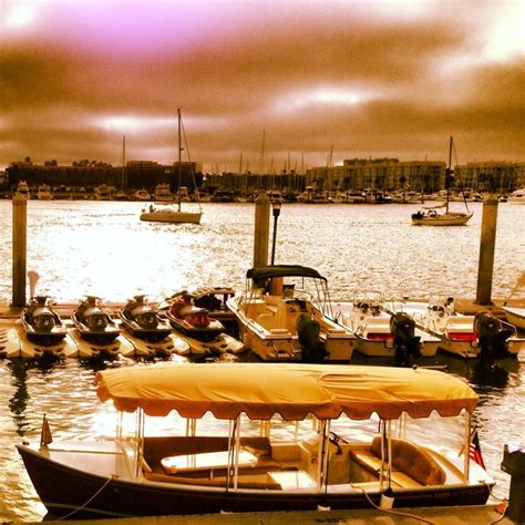 Duffy Boats Marina Del Rey by Great Shot Of Our Duffy Yelp