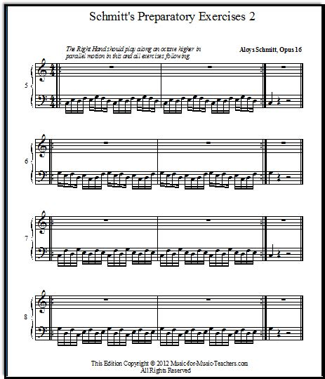 Super Teacher Worksheets Piano Exercises For Theory