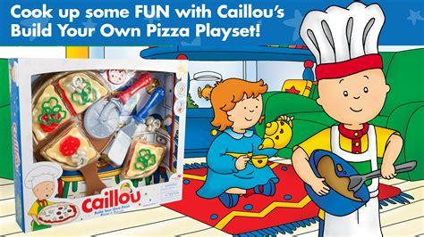 Caillou, Caillou Website, The Home Of Caillou