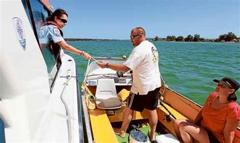 Boating Safety Jobs by New Boating Rules Floated Newcastle Herald