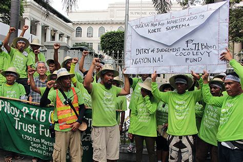 farmers ask sc to put closure on coco levy fund